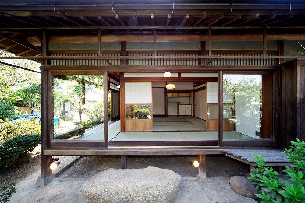 広川町の家